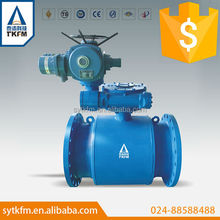 TKFM High quality small and large size carbon and stainless steel water tank float ball valve