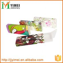 Hot promotion attractive style button pencil case wholesale