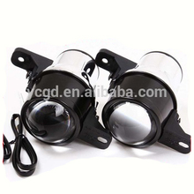 Factory Selling Fog Bi Xenon Projector Lens Auto Fog Lamp For AUDI