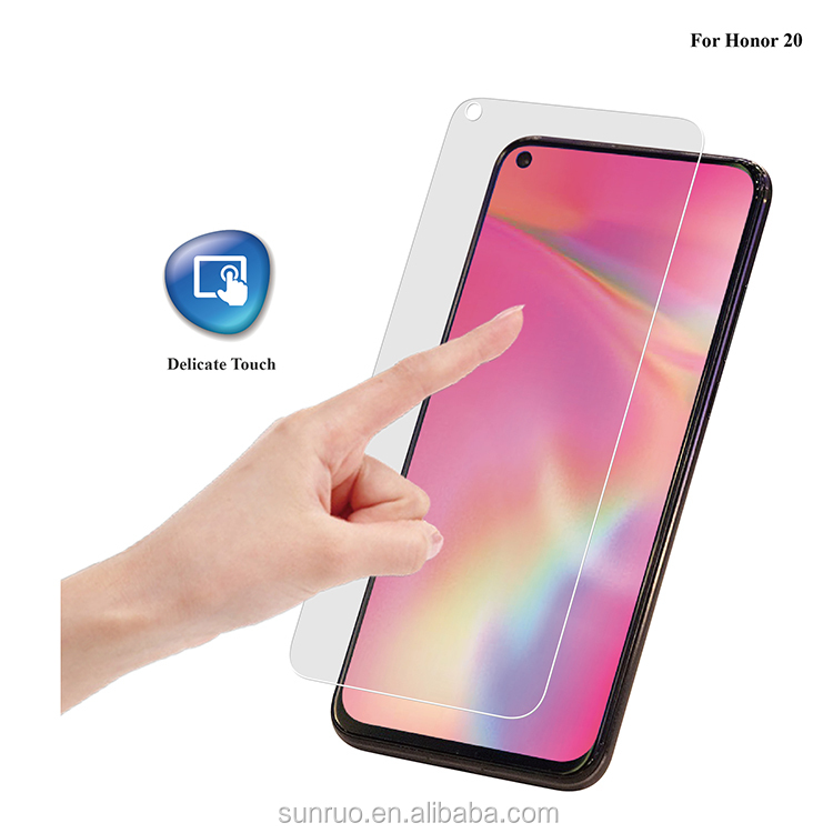 0.26mm 2.5D Transparent Tempered Glass Screen Protector For Huawei Honor 20 Quality Screen Protector