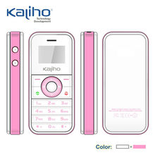 "0.95"" inch screen smallest mobile phone in the world single sim km119"