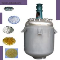 bisphenol a epoxy resin machine/reactor/cracking kettle
