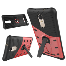 Shockproof phone case Armor back case cover for xiaomi redmi note 3