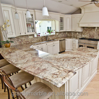 Typhoon bordeaux granite countertop and table wtih low price