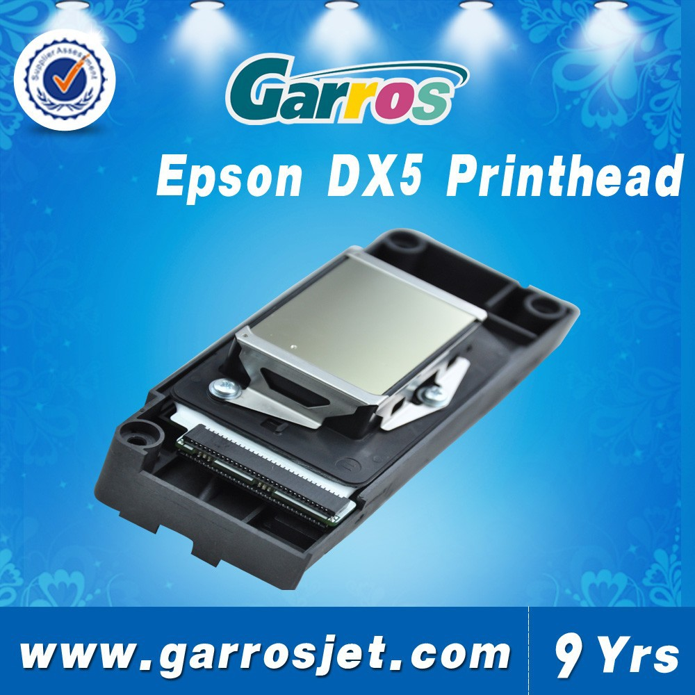 Hot Sales!!F186000 DX5 Solvent/Water Based Printhead For Epson DX5 Print Head