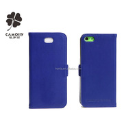 ultra-thin magnet book case for iphone 5c lady style leather phone case for apple i5c