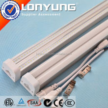 New Patent t5 fluorescent tube light fittings Integrative Double Tube Light 4ft-30w 8ft-60w ETL SAA TUV