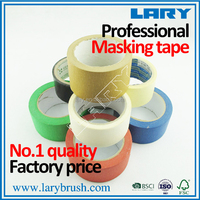 Lary cheap colorful masking tape made in China
