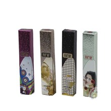 Fancy full color printing <strong>liquid</strong> lipstick luxury set packaging box