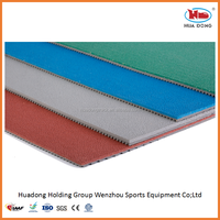 easy install volleyball court flooring material, sports flooring used
