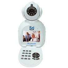 Sricam SP003 Wireless Email Alarm Free Video Call Network Phone Camera battery operated 3g Security Camera