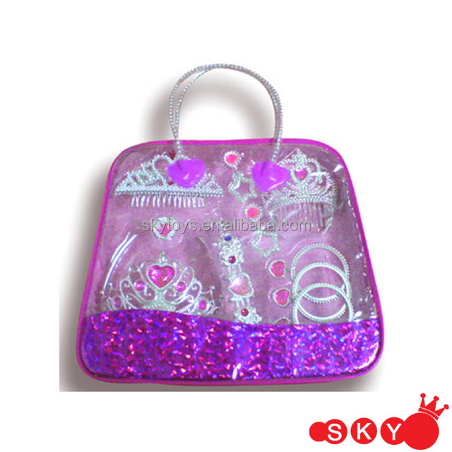 New children cosmetic set for kid baby dress up set wholesale market cosmetics