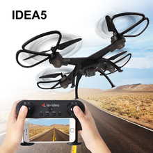 LE IDEA quadcopter drone remote control toy helicopter rc plane with camera