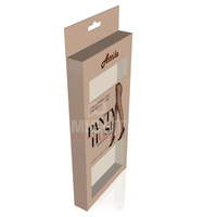 Acetate Window Paperboard Packing Box for Pantyhose