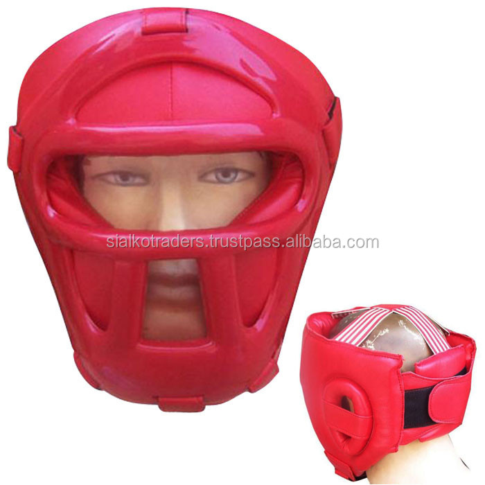 Taekwondo full safety Boxing head guard, taekwondo boxing head guard