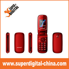 New product 2017 flip phone wifi With Good Service