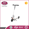 Full extension kick stand up adult electric scooter