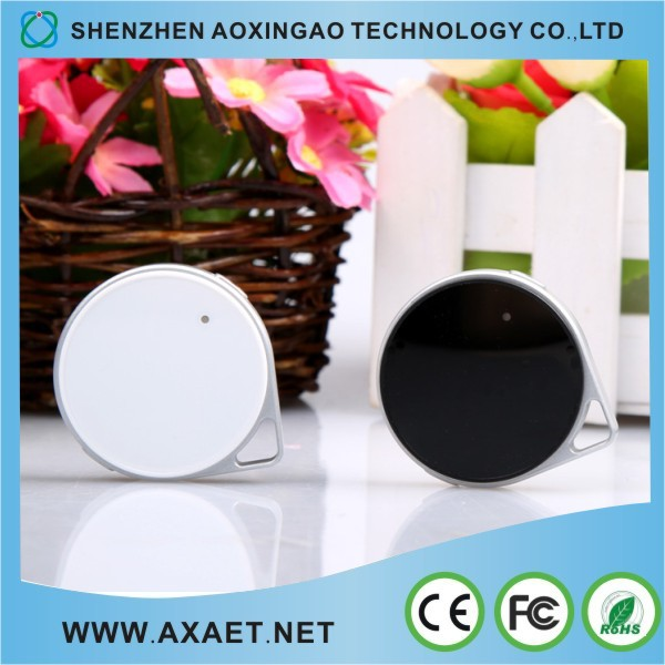 AXAET 2015 hot selling bluetooth anti lost alarm Swalle bluetooth tracking devices