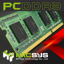 Taiwan High Quality sodimm 1600mhz 8gb DDR3 laptop ram memory