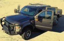 F350 ARMOURED IED RESISTANT PICK-UP TRUCK