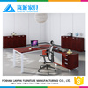 High quality modern office boss workstation design, manager office table, executive desk LB-03