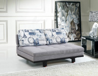 Home furniture metal frame sofa bed New Delhi KWS-026