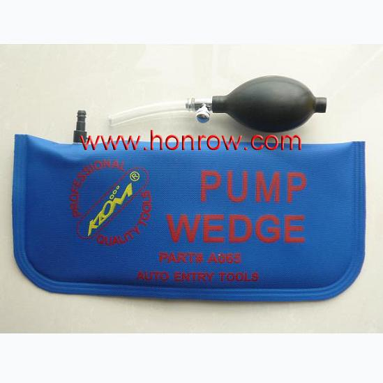 High Quality&Best Price Air pump wedge big size,locksmith tool