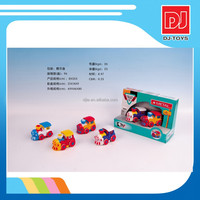 Kids funny toys good quolity Inertia alloy train metal train (4color) China wholesale
