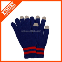 Kids Knitting Pattern Acrylic Gloves