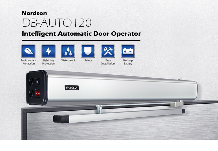 120V Automatic Power Swing Door Opener