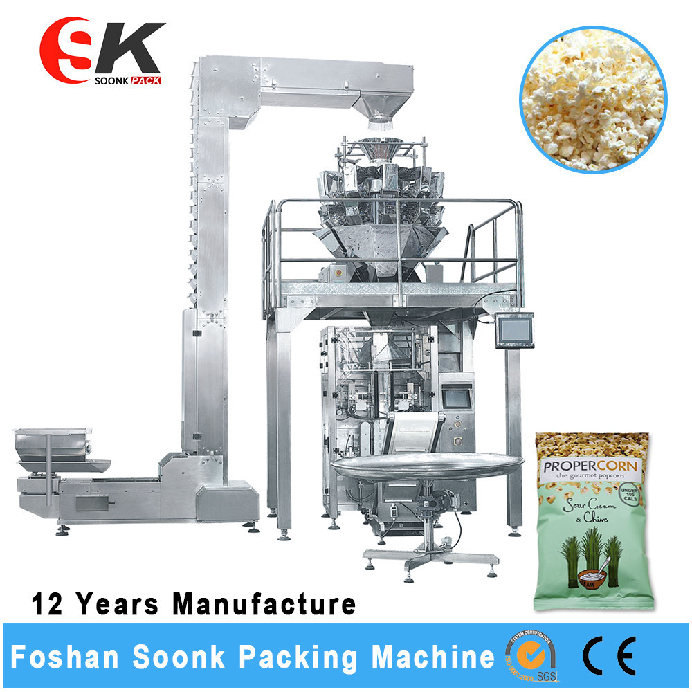 Bag Fruit And Vegetable Date Packing Machine