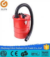 20L hepa filter bag filter NEW GS /CE ash vacuum cleaner for fireplace low price with wheels europe