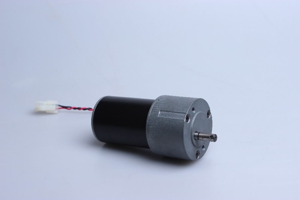 DC planetary gear BLDC motor for facial massager