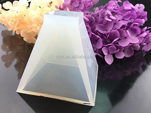 Triangle Cone Shaped Silicone Deep Mold Ready-Made Silicone Molds For Resin Jewelry