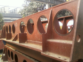 Heavy Fabrication Works