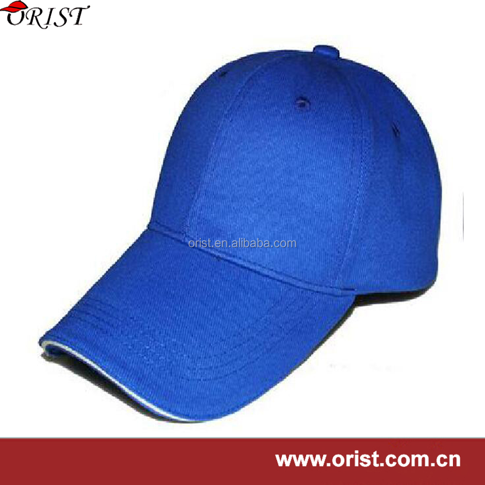 Promotion plain Wholesale Low Price Custom Blank Hats And Caps Men