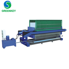 serve overseas hydraulic frame plate membrane filter press