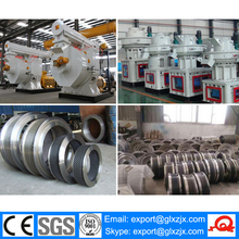 Animal Feed Pellet Making Machine Steel Ring Die For Fish Feed Or Wood