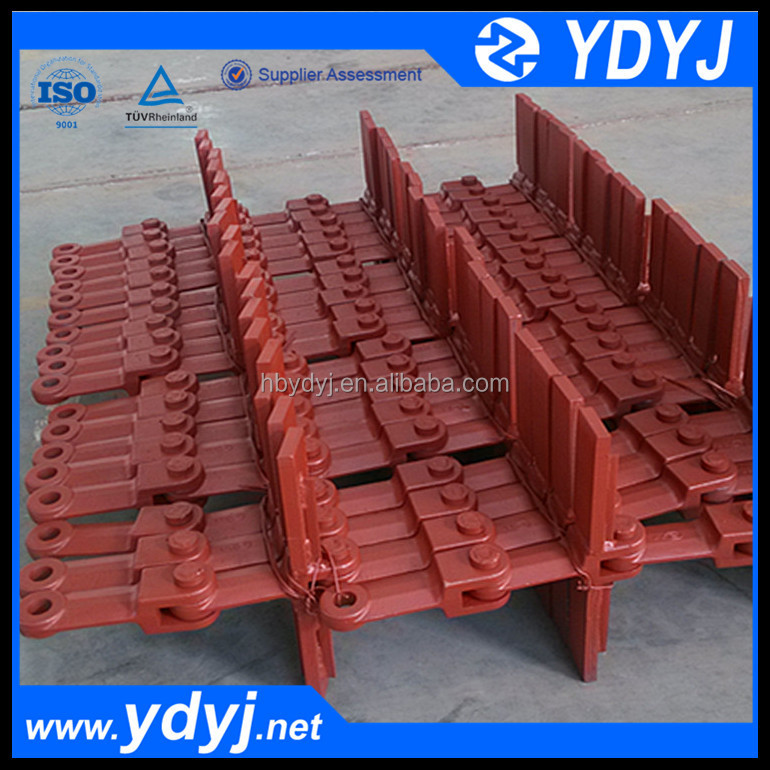 High strength drive chain of chain conveyor
