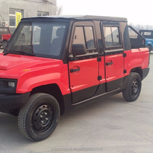 Four Doors Electric Mini Pickup for sale