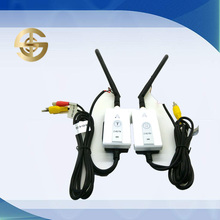 2.4GHz Wireless Video Transmitter and Receiver for Car cctv security system support DC12V 24V SJ-01