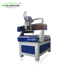 2013Jinan 3030 Mini Advertised Wood Machine small waterjet cutting machine