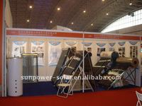 Solar Water Heater cooper coil new green energy technology of China 2011
