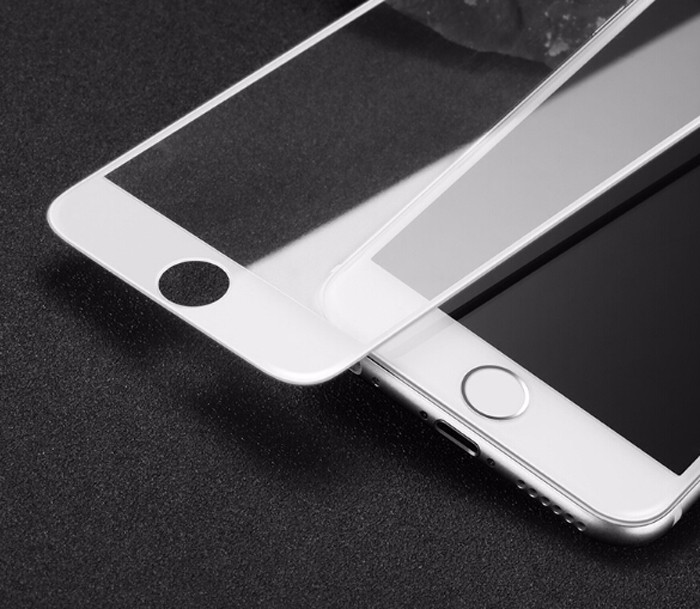 Shenzhen factory Quality mobile phone tempered glass screen protector for iPhone 7 7Plus