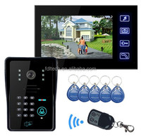 Villa Building doorphone video door phone New type outdoor unit for apartment intercom system Video Audio Door Phone