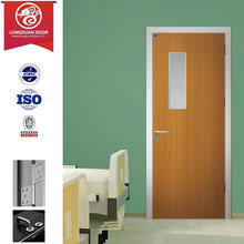Eco-friendly Hospital Doors or School Classroom Doors with Vision Panel
