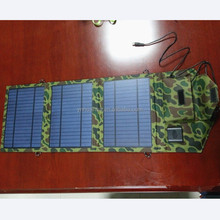 High quality flexible 18V 20W solar panel laptop charger