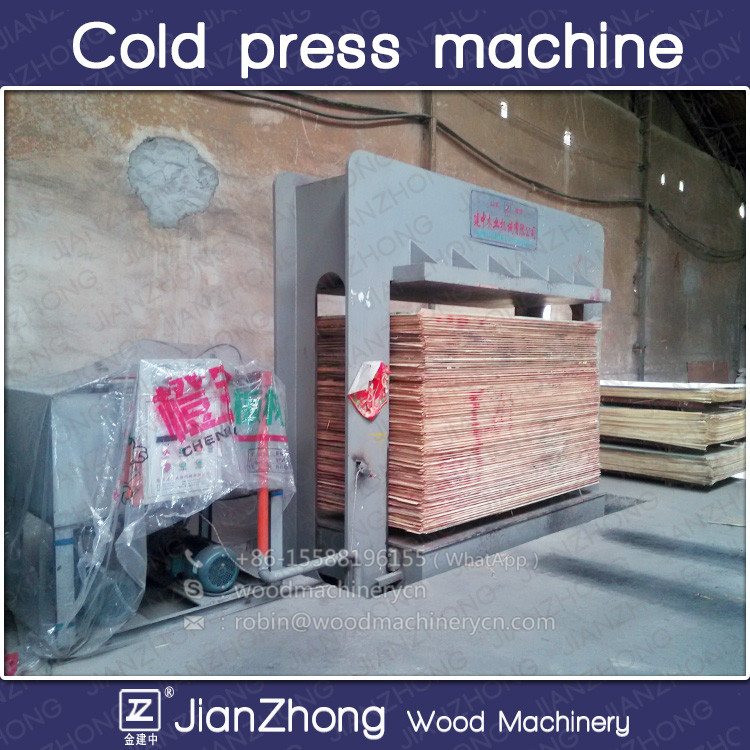 Hydraulic Plywood Pre-Press machine/plywood cold press /prepress machine for plywood