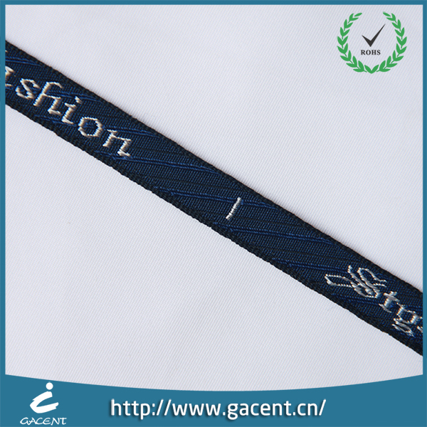 High Quality Custom Logo Designs Organza Ribbon