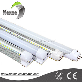CE RoHS Approval 18w SMD2835 1200mm t8 led tube